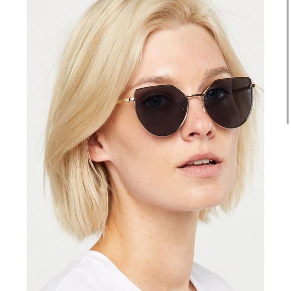 fd4fb97b0d New Sophia Angular metal sunglasses. NWT